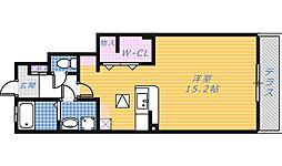 ディアコート[1階]の間取り