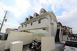 フローラ鈴蘭台北町[1階]の外観