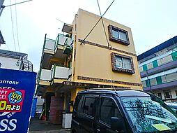 東京都多摩市聖ヶ丘1丁目の賃貸マンションの外観