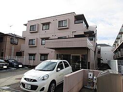 ハピネス飯田6号館[307号室]の外観