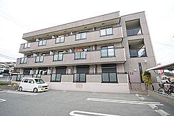 大阪府和泉市池上町の賃貸マンションの外観