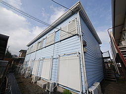 神奈川県厚木市愛甲東2丁目の賃貸アパートの外観
