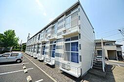 JR高崎線 北本駅 バス8分 二ツ家下車 徒歩3分の賃貸アパート