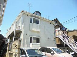 神奈川県横浜市港南区下永谷3丁目の賃貸アパートの外観