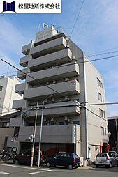 愛知県豊橋市花田一番町の賃貸マンションの外観