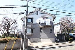 [テラスハウス] 神奈川県横浜市青葉区新石川4丁目 の賃貸【/】の外観