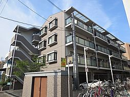 大阪府豊中市服部元町1丁目の賃貸マンションの外観