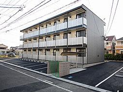 愛知県春日井市瑞穂通3丁目の賃貸アパートの外観