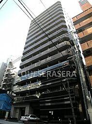 大阪府大阪市中央区内平野町2丁目の賃貸マンションの外観