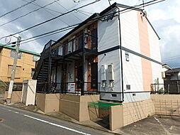 福岡県福岡市城南区茶山2丁目の賃貸アパートの外観