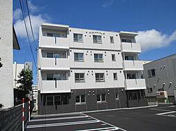 北海道札幌市白石区本通5丁目南の賃貸マンションの外観