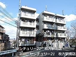 レオハイム高塚[3階]の外観