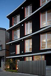 apartmentKURO三軒茶屋[4階]の外観
