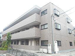 プラザウィステリア[1階]の外観