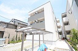 フジパレス堺南長尾Ⅴ番館[1階]の外観