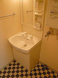 アムール大通東の洗面所