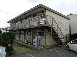 兵庫県加古川市別府町新野辺北町2丁目の賃貸アパートの外観