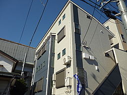 神奈川県横浜市保土ケ谷区上星川1丁目の賃貸アパートの外観