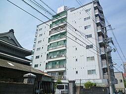 クリオコート新今里リバーサイド[6階]の外観