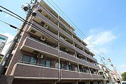 神奈川県横浜市青葉区荏田西1丁目の賃貸マンションの外観