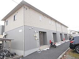 神奈川県厚木市戸室5の賃貸アパートの外観
