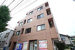 東京都稲城市大丸の賃貸マンションの外観
