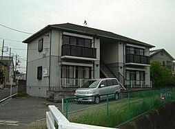 アクシオン芦山[2階]の外観