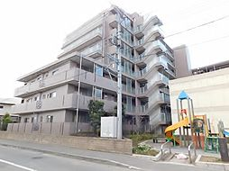 神奈川県伊勢原市石田の賃貸マンションの外観