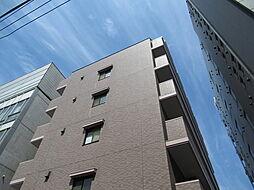東京都大田区大森本町1丁目の賃貸マンションの外観