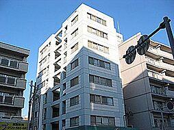 サザンコート西新[8階]の外観