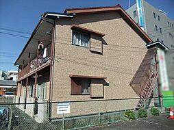 愛知県豊田市小坂本町4丁目の賃貸アパートの外観