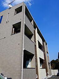 プロムナードヴィラIII[1階]の外観