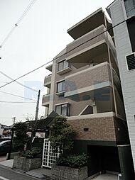 大阪府大阪市住吉区万代東2丁目の賃貸マンションの外観