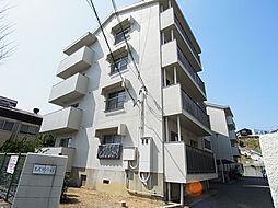 大沢マンション[3階]の外観