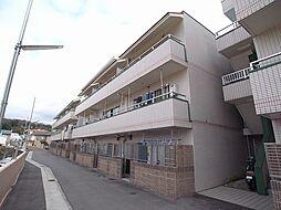 グランディア・ミ・アモーレ鈴蘭台[2階]の外観