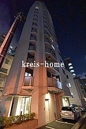 東京都千代田区九段南3丁目の賃貸マンションの外観