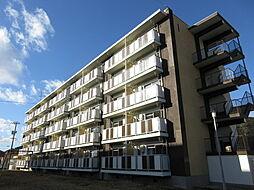 岡山県倉敷市児島唐琴4丁目の賃貸マンションの外観