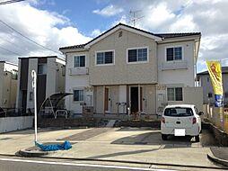 愛知県名古屋市守山区大字下志段味字風越の賃貸アパートの外観