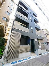 JR横須賀線 新川崎駅 徒歩12分の賃貸マンション