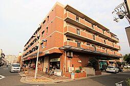 シャロン鷹取東[2階]の外観