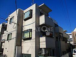 サンシティ稲田堤第6[3階]の外観