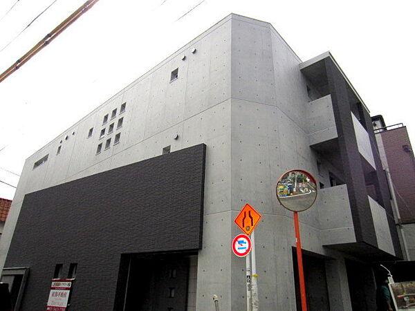 東京都目黒区東山1丁目の賃貸マンション