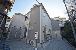 京王高尾線 京王片倉駅 徒歩13分の賃貸アパート
