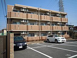 栃木県小山市城北1丁目の賃貸マンションの外観