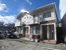 長崎県長崎市竹の久保町の賃貸アパートの外観