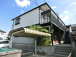 京成千原線 学園前駅 徒歩10分の賃貸アパート