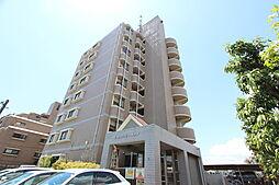 神奈川県平塚市東八幡4丁目の賃貸マンションの外観