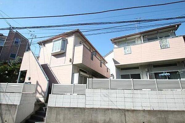 神奈川県川崎市多摩区生田8丁目の賃貸アパート