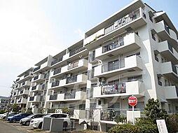 大阪府豊中市北緑丘3丁目の賃貸マンションの外観