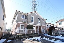 神奈川県横浜市都筑区北山田6丁目の賃貸アパートの外観